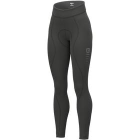 Alé Cycling Solid Essential Pantaloni Donna, nero